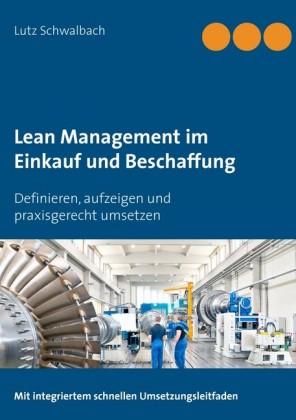 Lean Management im Einkauf und Beschaffung