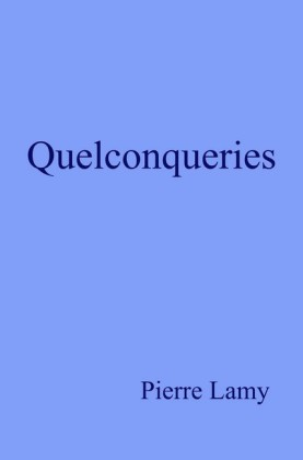 Quelconqueries