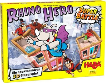 Rhino Hero-Super Battle (Spiel)