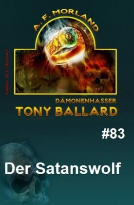 Tony Ballard, Der Satanswolf
