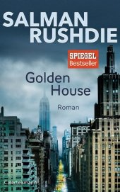 Golden House Cover