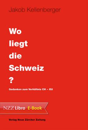 Wo liegt die Schweiz?