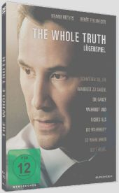 The Whole Truth, 1 DVD Cover