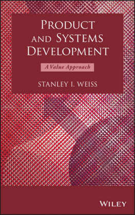 Product and Systems Development