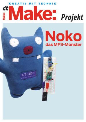 Make: Noko, das MP3-Monster