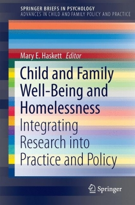 Child and Family Well-Being and Homelessness