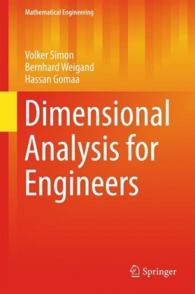 Dimensional Analysis for Engineers