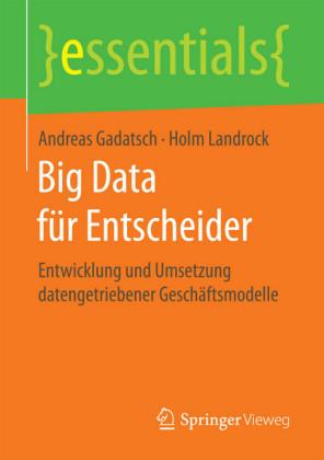 Big Data für Entscheider
