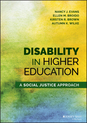 Disability in Higher Education