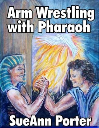 Arm Wrestling With Pharaoh