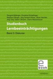 Studienbuch Lernbeeinträchtigungen, Band 3
