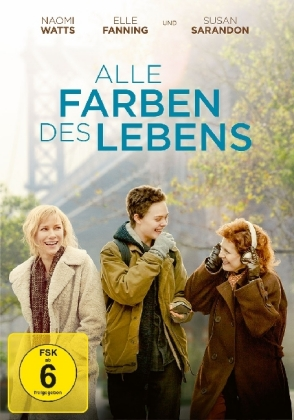 Alle Farben des Lebens, 1 DVD