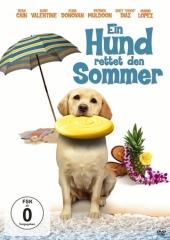 Ein Hund rettet den Sommer, 1 DVD Cover