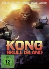 Kong: Skull Island, 1 DVD Cover