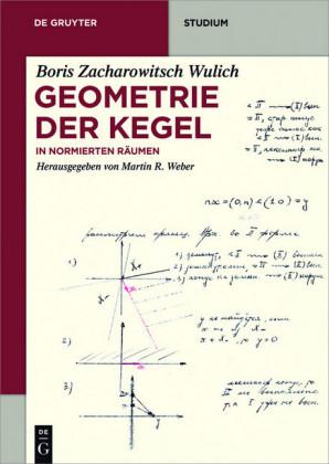 Geometrie der Kegel