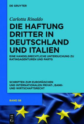 Die Haftung Dritter in Deutschland und Italien