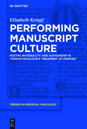 Performing Manuscript Culture