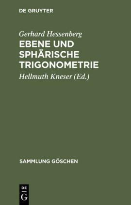 Ebene und sphärische Trigonometrie