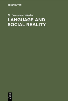Language and social reality