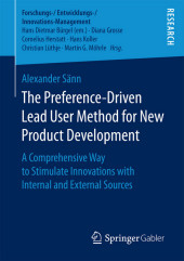 The Preference-Driven Lead User Method for New Product Development