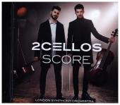 Score, 1 Audio-CD Cover