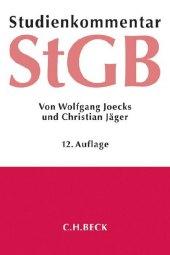 Strafgesetzbuch (StGB), Studienkommentar