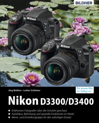 Nikon D3300/D3400