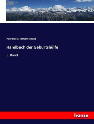 Handbuch der Geburtshülfe