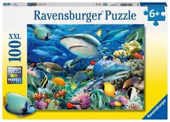 Riff der Haie (Kinderpuzzle)