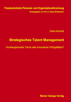 Strategisches Talent Management