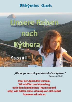 Unsere Reisen nach Kýthera