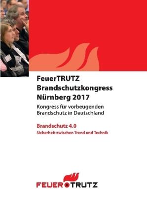 Tagungsband FeuerTRUTZ Brandschutzkongress 2017 - E-Book (PDF)