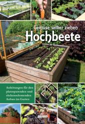 Hochbeete - Gemüse selber ziehen Cover