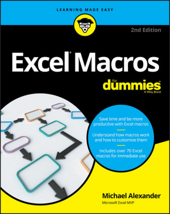 Excel Macros For Dummies,