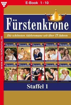Fürstenkrone Staffel 1 - Adelsroman