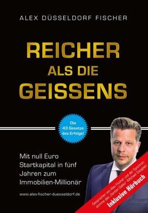 Reicher als die Geissens, m. Audio-CD