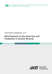 Wind Systems in the Dead Sea and Footprints in Seismic Records