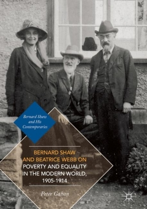 Bernard Shaw and Beatrice Webb on Poverty and Equality in the Modern World, 1905-1914