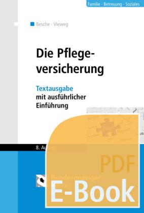 Die Pflegeversicherung (E-Book)
