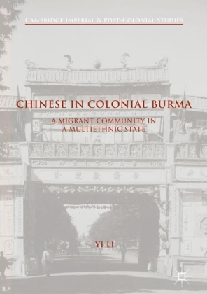 Chinese in Colonial Burma