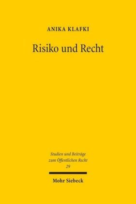 Risiko und Recht