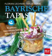 Bayrische Tapas Cover