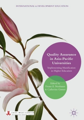 Quality Assurance in Asia-Pacific Universities