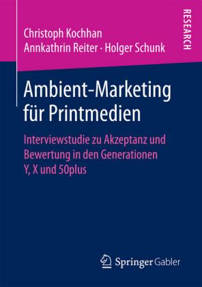 Ambient-Marketing für Printmedien