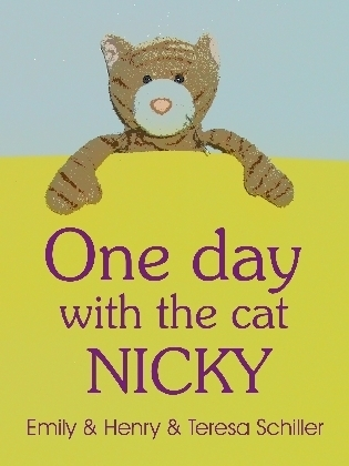 One day with the cat Nicky