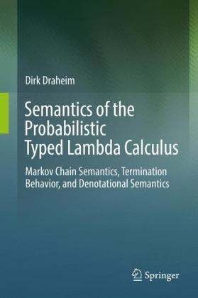 Semantics of the Probabilistic Typed Lambda Calculus
