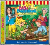 Bibi Blocksberg - Der neue Schulgarten, 1 Audio-CD Cover