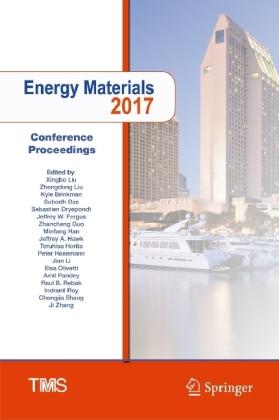 Energy Materials 2017