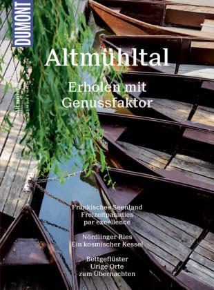 DuMont BILDATLAS Altmühltal