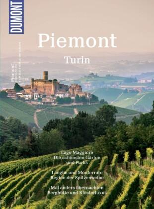 DuMont BILDATLAS Piemont, Turin